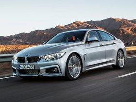Ver foto 14 de BMW Serie 4 Gran Coupe M Sport Package F36 2014