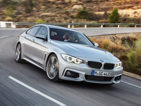 Ver foto 12 de BMW Serie 4 Gran Coupe M Sport Package F36 2014