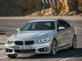 Ver foto 11 de BMW Serie 4 Gran Coupe M Sport Package F36 2014