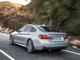 Ver foto 8 de BMW Serie 4 Gran Coupe M Sport Package F36 2014