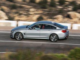 Ver foto 2 de BMW Serie 4 Gran Coupe M Sport Package F36 2014