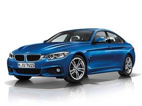Ver foto 41 de BMW Serie 4 Gran Coupe M Sport Package F36 2014