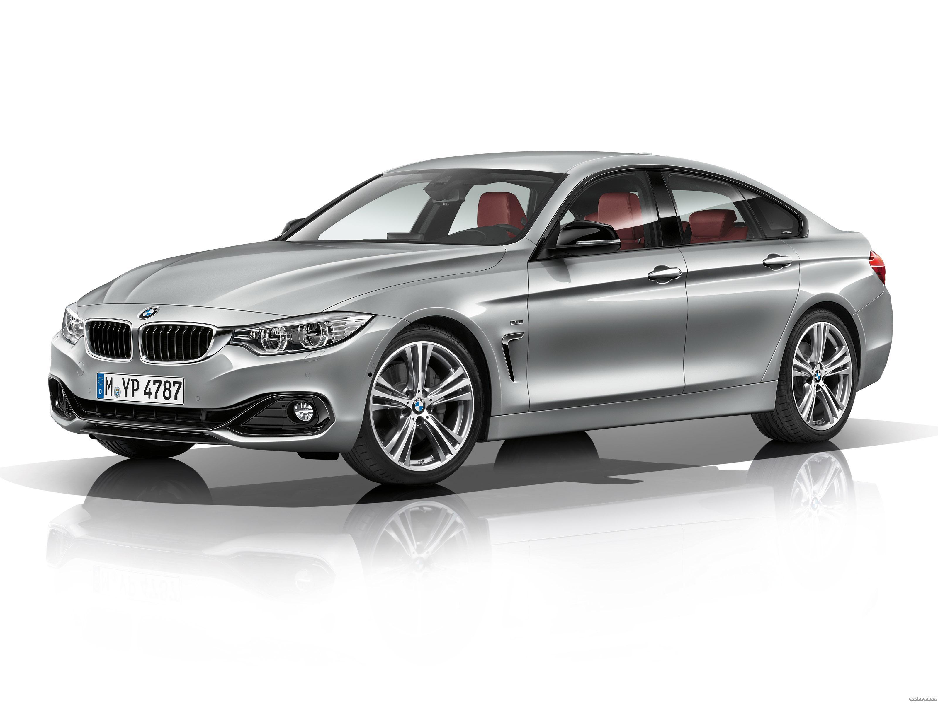 Foto 0 de BMW Serie 4 Gran Coupe Sport Line F36 2014