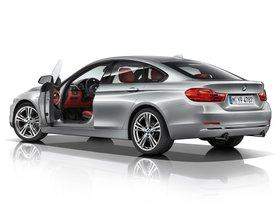 Ver foto 4 de BMW Serie 4 Gran Coupe Sport Line F36 2014