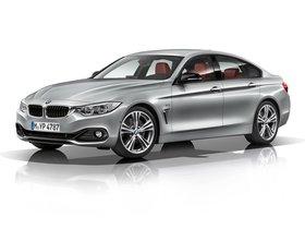 Ver foto 1 de BMW Serie 4 Gran Coupe Sport Line F36 2014