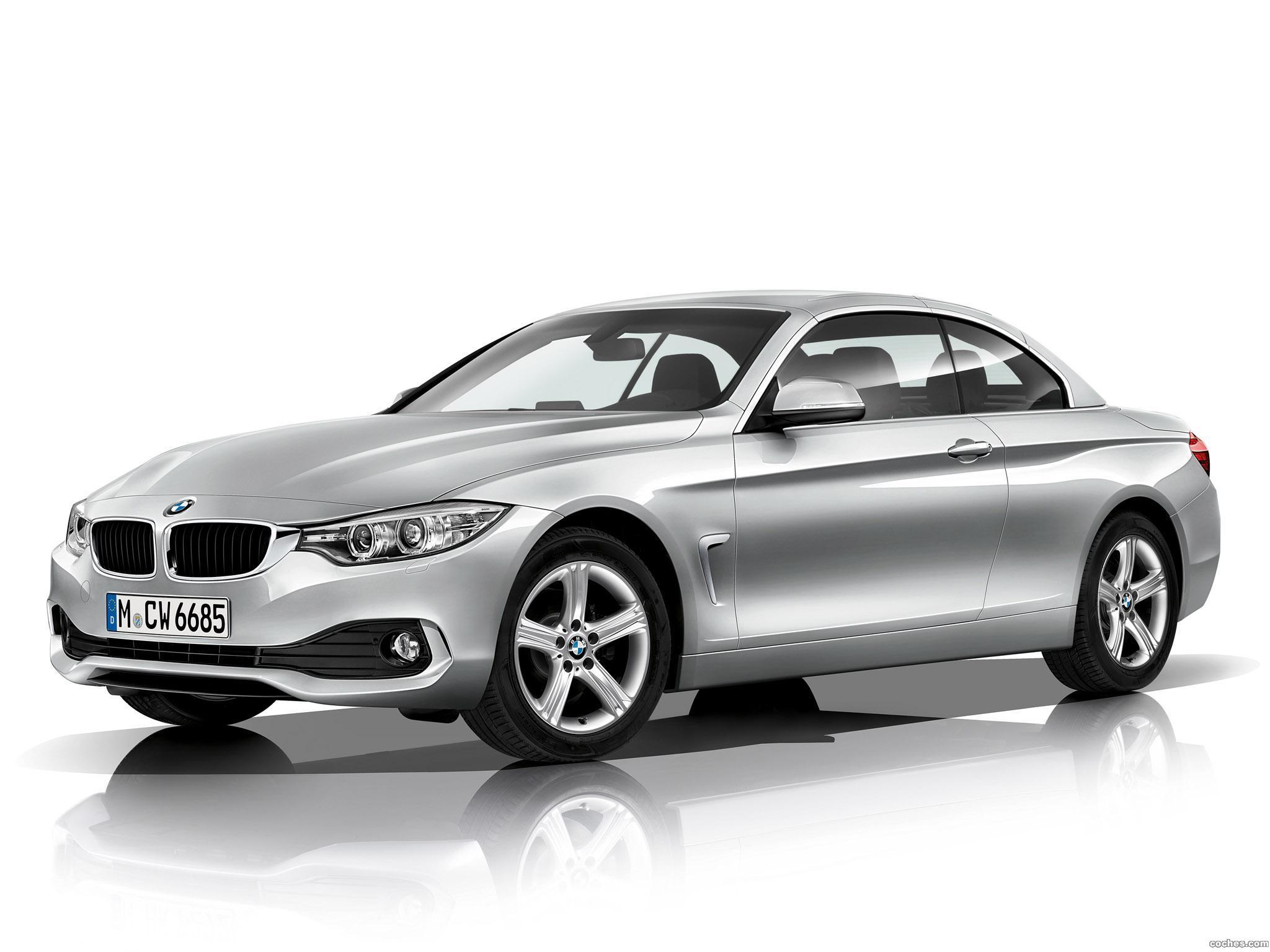 Foto 0 de BMW Serie 4 Cabrio 2013