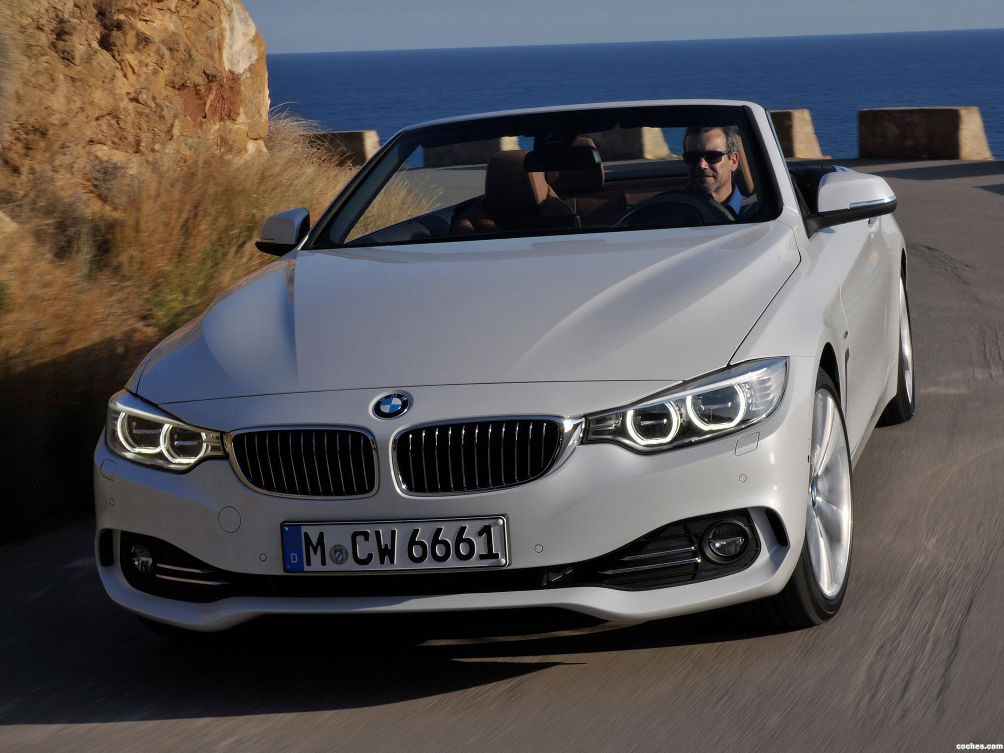 Foto 0 de BMW Serie 4 Cabrio Luxury Line F33 2013
