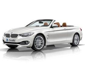 Ver foto 30 de BMW Serie 4 Cabrio Luxury Line F33 2013