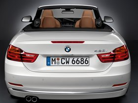 Ver foto 28 de BMW Serie 4 Cabrio Luxury Line F33 2013