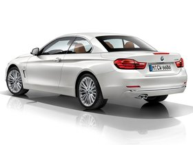 Ver foto 25 de BMW Serie 4 Cabrio Luxury Line F33 2013