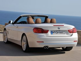 Ver foto 16 de BMW Serie 4 Cabrio Luxury Line F33 2013
