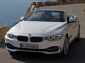 Ver foto 15 de BMW Serie 4 Cabrio Luxury Line F33 2013