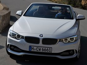 Ver foto 14 de BMW Serie 4 Cabrio Luxury Line F33 2013