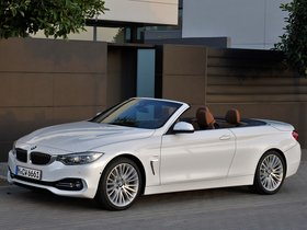 Ver foto 12 de BMW Serie 4 Cabrio Luxury Line F33 2013
