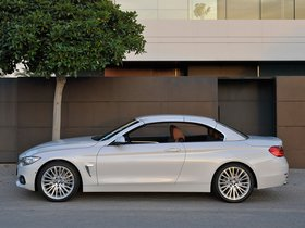 Ver foto 10 de BMW Serie 4 Cabrio Luxury Line F33 2013