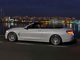 Ver foto 9 de BMW Serie 4 Cabrio Luxury Line F33 2013