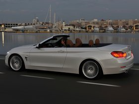Ver foto 8 de BMW Serie 4 Cabrio Luxury Line F33 2013