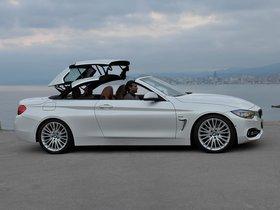 Ver foto 7 de BMW Serie 4 Cabrio Luxury Line F33 2013