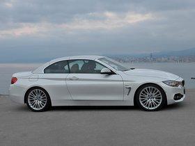 Ver foto 6 de BMW Serie 4 Cabrio Luxury Line F33 2013