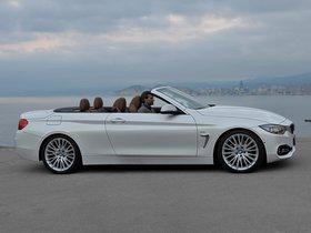 Ver foto 5 de BMW Serie 4 Cabrio Luxury Line F33 2013
