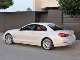 Ver foto 4 de BMW Serie 4 Cabrio Luxury Line F33 2013