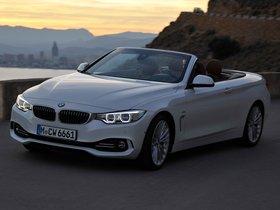 Ver foto 3 de BMW Serie 4 Cabrio Luxury Line F33 2013