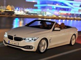 Ver foto 2 de BMW Serie 4 Cabrio Luxury Line F33 2013