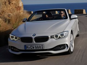 Ver foto 1 de BMW Serie 4 Cabrio Luxury Line F33 2013