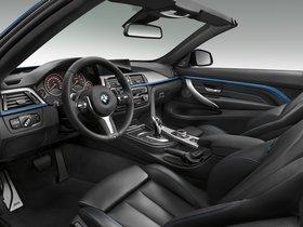 Ver foto 7 de BMW Serie 4 Cabrio M Sport Package F33 2013