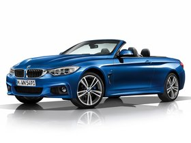 Ver foto 4 de BMW Serie 4 Cabrio M Sport Package F33 2013