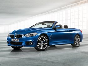 Fotos de BMW Serie 4 Cabrio M Sport Package F33 2013