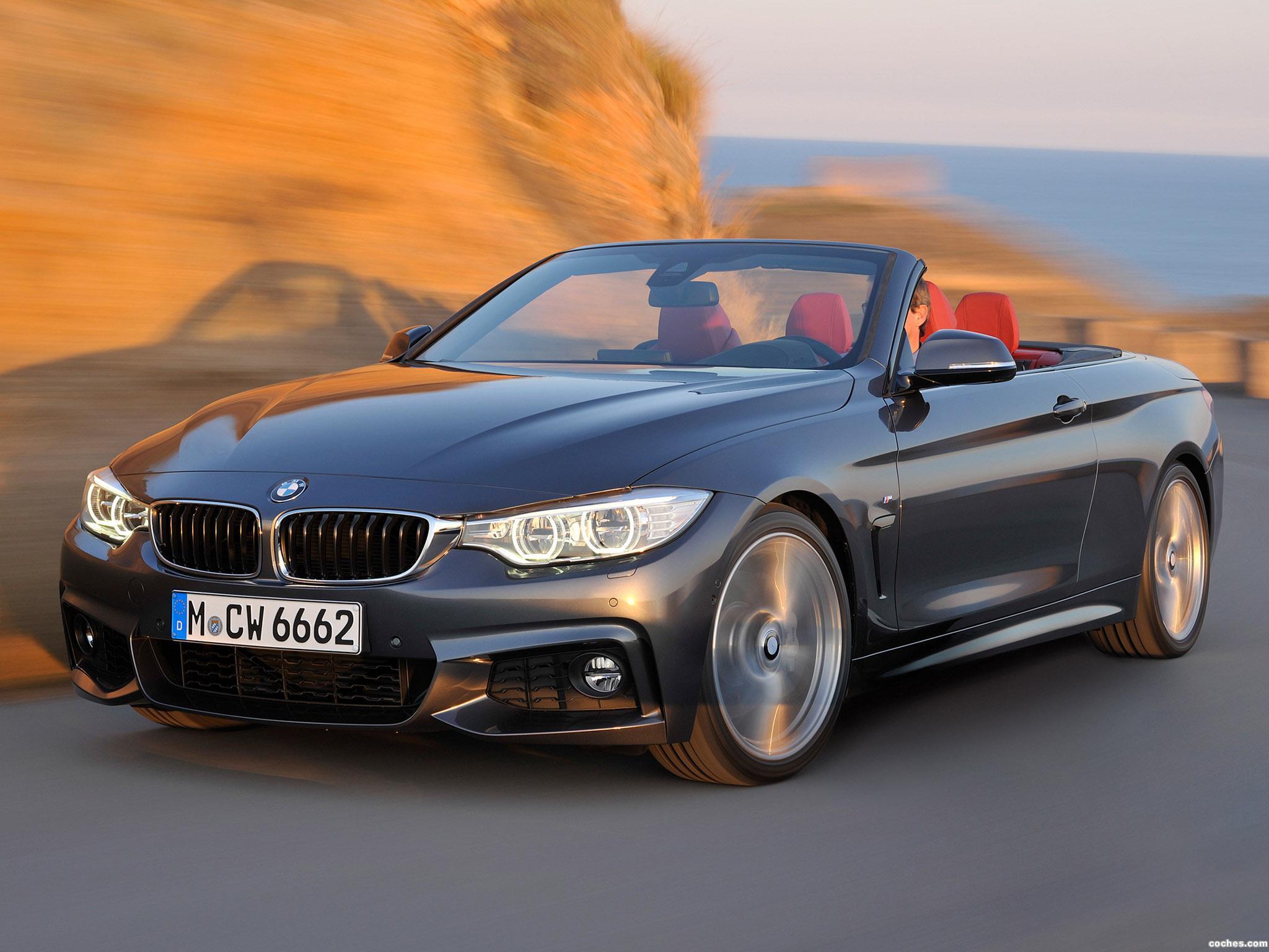 Foto 19 de BMW Serie 4 Cabrio Sport Line F33 2013