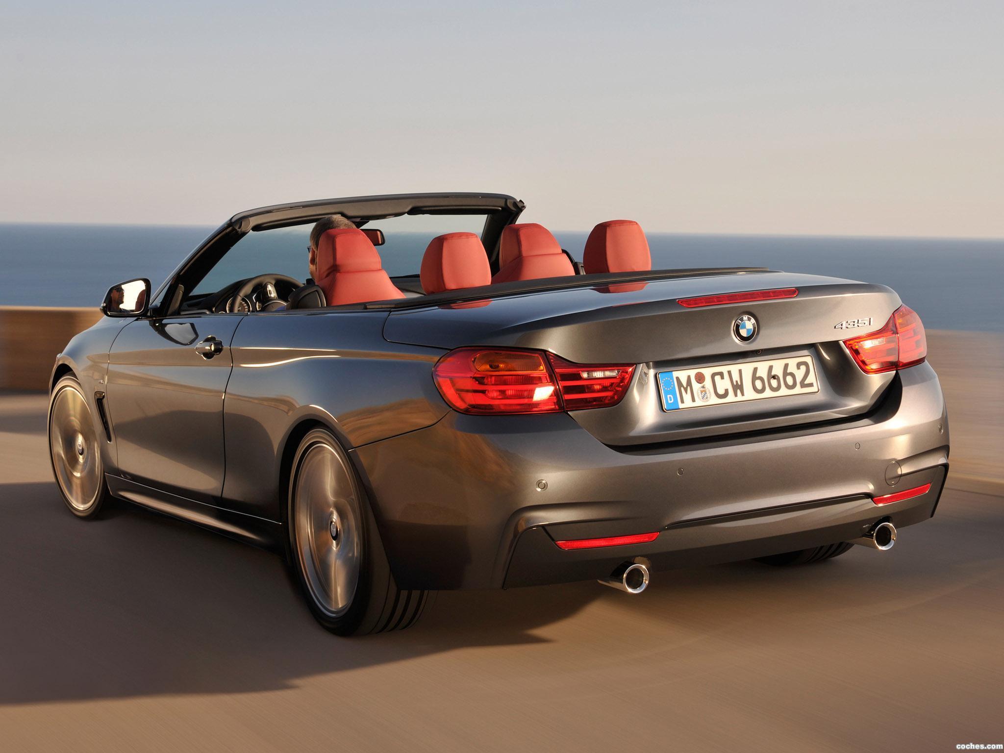 Foto 18 de BMW Serie 4 Cabrio Sport Line F33 2013