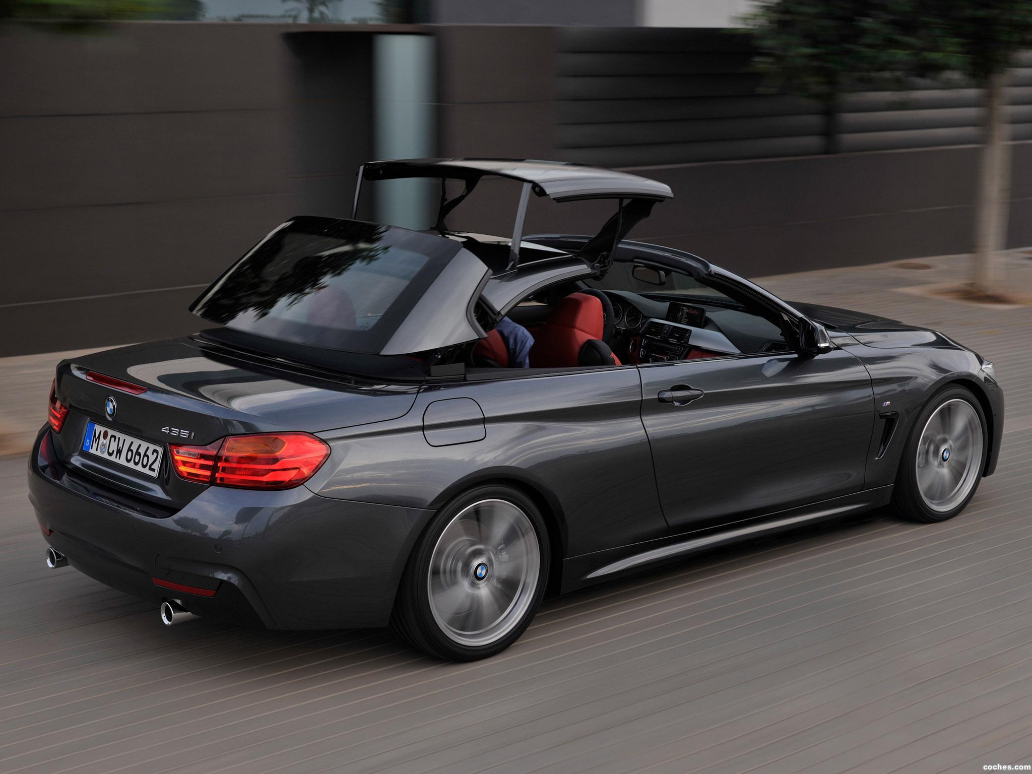 Foto 10 de BMW Serie 4 Cabrio Sport Line F33 2013