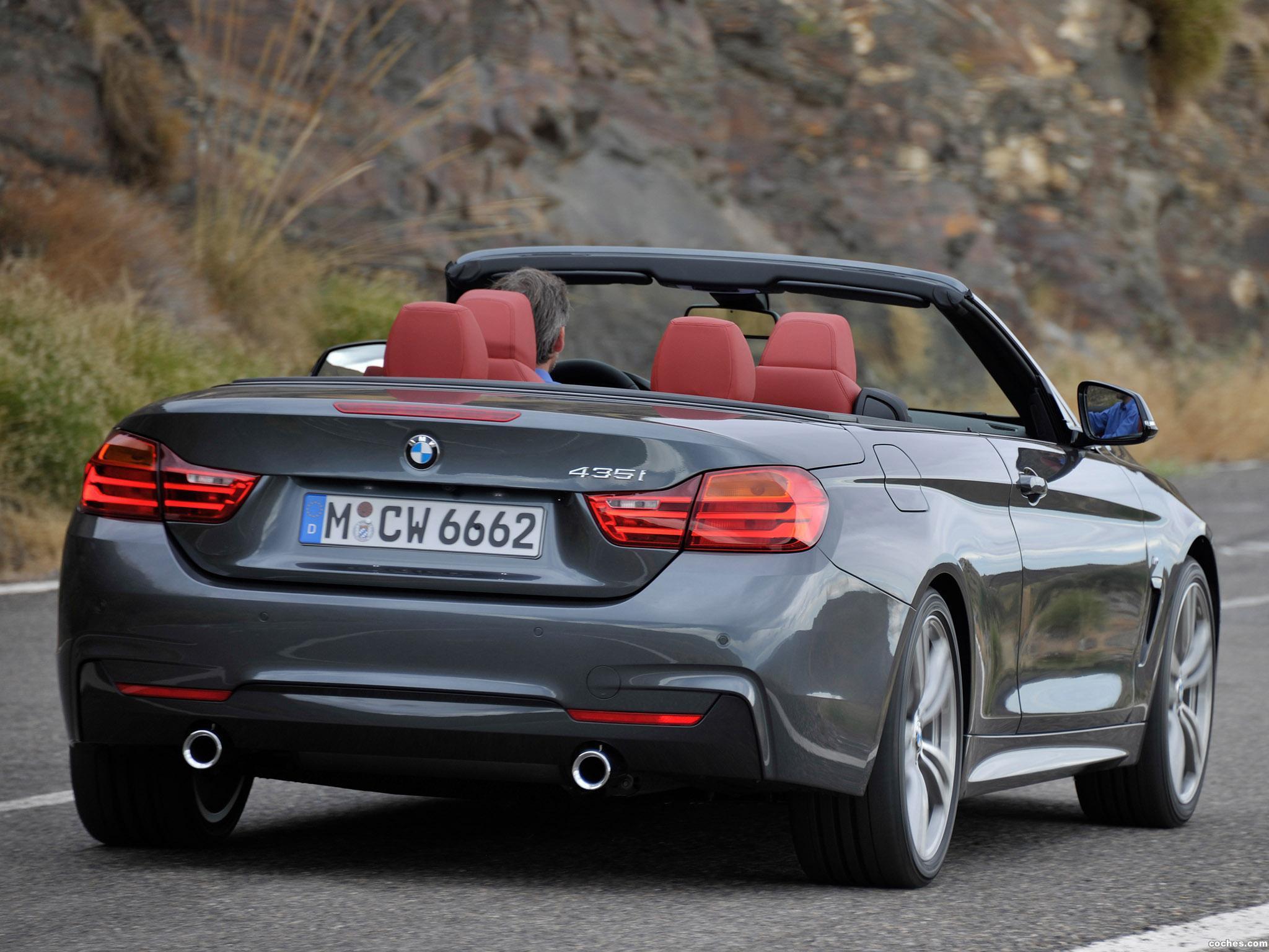 Foto 6 de BMW Serie 4 Cabrio Sport Line F33 2013