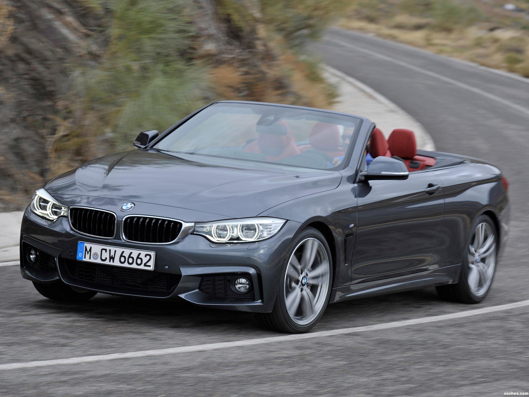 Foto 2 de BMW Serie 4 Cabrio Sport Line F33 2013