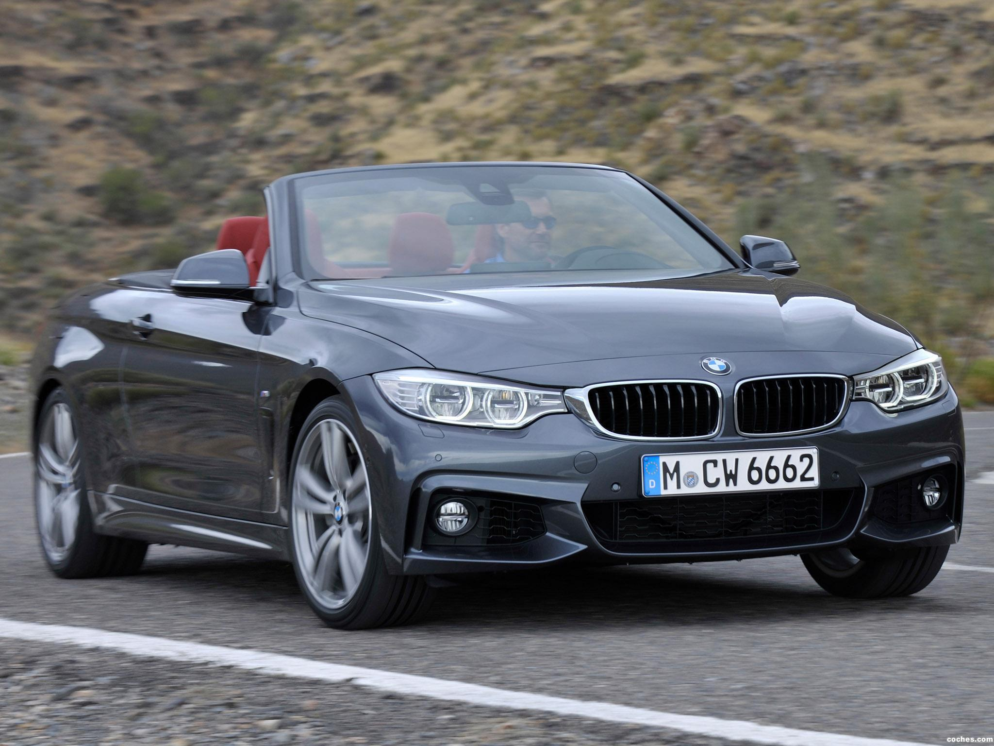 Foto 0 de BMW Serie 4 Cabrio Sport Line F33 2013