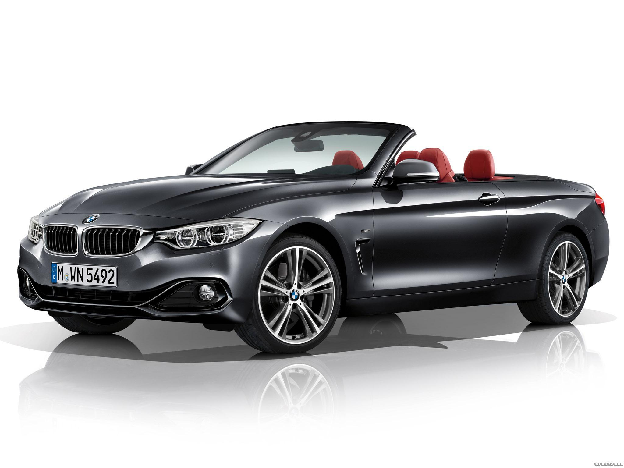 Foto 25 de BMW Serie 4 Cabrio Sport Line F33 2013
