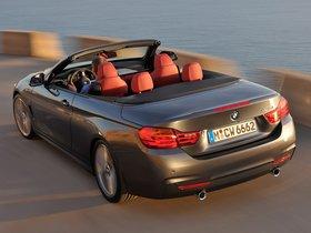 Ver foto 18 de BMW Serie 4 Cabrio Sport Line F33 2013