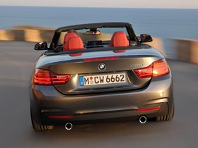 Ver foto 17 de BMW Serie 4 Cabrio Sport Line F33 2013