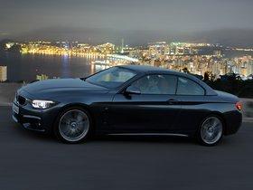 Ver foto 16 de BMW Serie 4 Cabrio Sport Line F33 2013