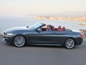Ver foto 15 de BMW Serie 4 Cabrio Sport Line F33 2013