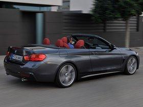Ver foto 14 de BMW Serie 4 Cabrio Sport Line F33 2013