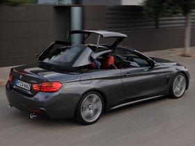 Ver foto 11 de BMW Serie 4 Cabrio Sport Line F33 2013