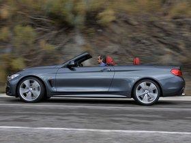 Ver foto 9 de BMW Serie 4 Cabrio Sport Line F33 2013