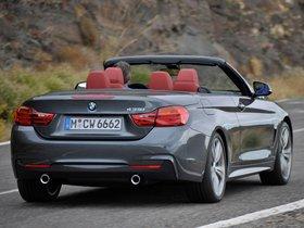 Ver foto 8 de BMW Serie 4 Cabrio Sport Line F33 2013