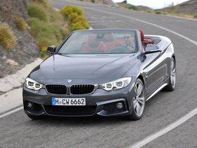 Ver foto 6 de BMW Serie 4 Cabrio Sport Line F33 2013