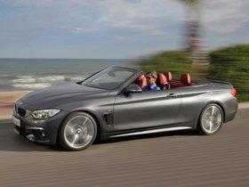 Ver foto 5 de BMW Serie 4 Cabrio Sport Line F33 2013