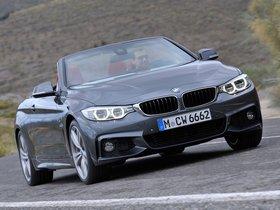 Ver foto 2 de BMW Serie 4 Cabrio Sport Line F33 2013