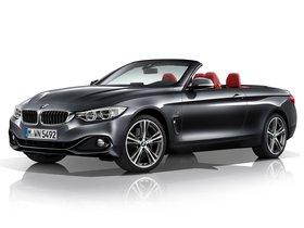 Ver foto 26 de BMW Serie 4 Cabrio Sport Line F33 2013